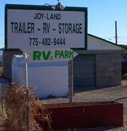 Joy Land sign on Ketten Rd